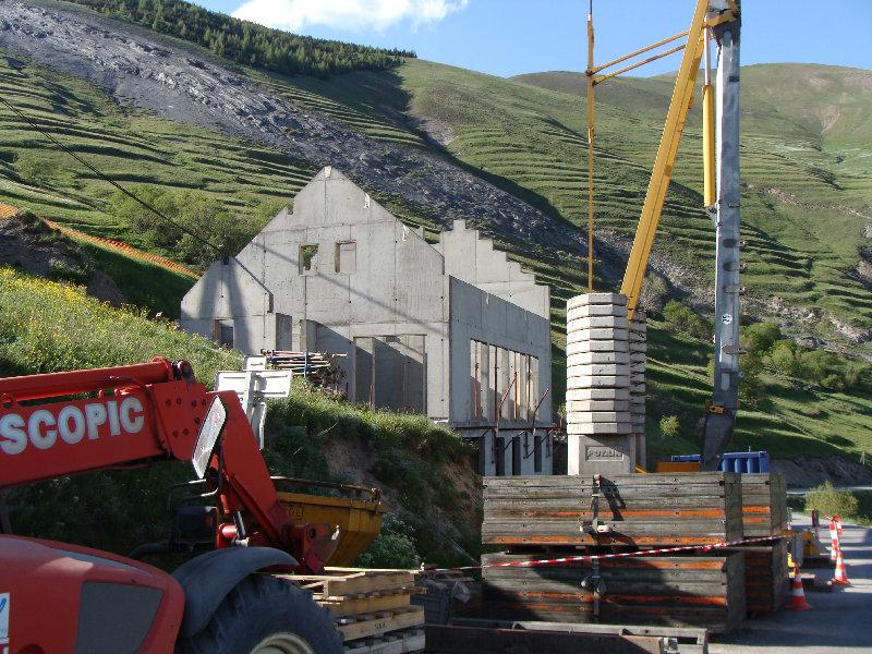 Sotralp societe de travaux des alpes 05320 la grave - Echeancier construction maison individuelle ...